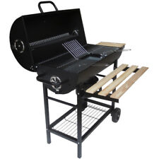 BillyOh Portable Barrel Charcoal Barbecue Smoker Grill Outdoor Cooking Party BBQ