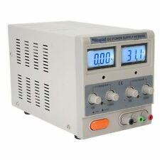 RAPID hy3003d une sortie Banc PSU LCD 1x0-30v 0-3A