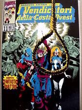 I Vendicatori della Costa Ovest Marvel EXTRA n°11 1995 ed. Marvel Italia  [SP9]