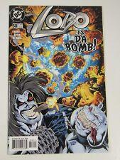 Lobo #58 (Dc Comics 1999) High Grade Htf