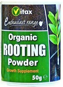 Rooting Powder Organic Plant Hormone Natural Vitax Promotes Strong Healthy Roots