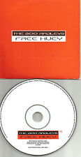THE BOO RADLEYS Free Huey w/ RARE EDIT EUROPE Made PROMO DJ CD single USA Seller