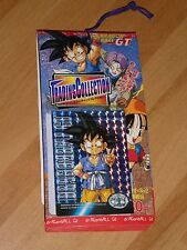 DRAGON BALL Z GT DBZ CARDDASS TRADING COLLECTION CARD CARTE UNOPENED U.RARE JAP