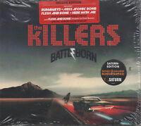 Killers Battle Born CD Deluxe Saturn Edition NEU inkl.BonusTracks Flesh and bone