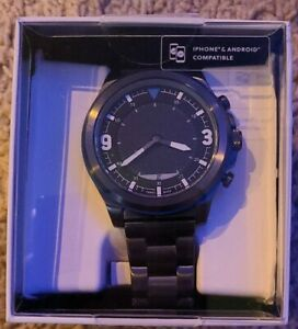 Fossil Hybrid Smartwatch Stainless Steel
