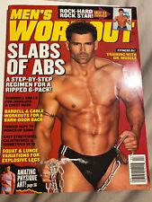 Men's Workout Magazine - April 2004 (RARE, OUT-OF-PRINT)