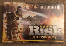 Doctor Who Risk Game The Dalek Invasion of Earth Game