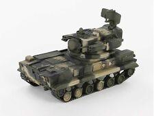 WAR MASTER DIECAST MODEL1/72 RUSSIAN ARMY 2S6 Tunguska Tank Diecast Model TK0060
