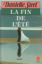 """Livre Roman """" La Fin de l'été """"  Danielle Steel """"   ( No 313 )"""