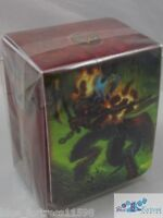 Draenei Shaman DECK BOX CARD BOX FOR WoW World of Warcraft or MTG cards