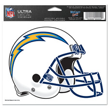 San Diego Chargers Wincraft NFL 5x6 Colored Ultra Decal FREE SHIP!!