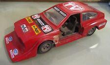 Modellino Polistil Alfa Romeo GTV da corsa 1:25 4781