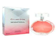 Celine Dion Sensational For Women 3.4 oz Eau de Toilette Spray New In Box Sealed