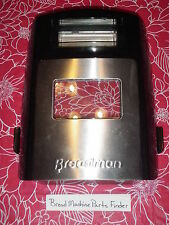 Breadman Bread Maker Machine Lid for Model BK2000B (Used) BK2000BQ