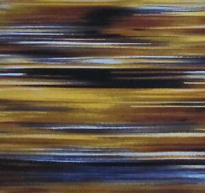 1 yard of NEW YORK STATE of MIND YELLOW TAXI CAB BLUR on 100% Cotton Fabric