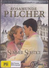Rosamunde Pilcher - Summer Solstice  - DVD (2DVD 180 Minutes) Brand New Sealed