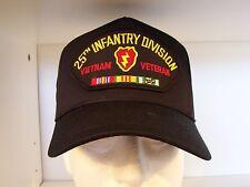 #1451 25th Infantry Division Vietnam Veteran ARMY Ballcap Cap Hat