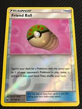 Pokemon : SM CELESTIAL STORM FRIEND BALL 131/168 UNCOMMON REVERSE