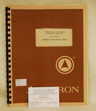 Austron 1295C Distribution Amplifier Operation & Maintenance Manual