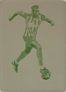 2020/21 Panini Impeccable Soccer - Joelinton Printing Plate - Newcastle #1/1