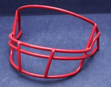 Pre Owned Riddell Opo Adult Football Helmet Facemask > Scarlet