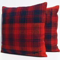 "vintage rug Turkish vintage soft kilim pillow covers 20""x20"" two kelim area rugs"