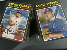 2020 Topps Heritage Minors Base 1-200 You Pick Complete Your Set