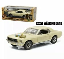 Greenlight Models 1/18 Scale 12958 - 1967 Ford Mustang Coupe - The Walking Dead