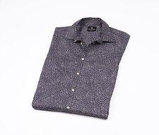 Scotch & Soda Blue Mens Casual Shirt, long sleeved Size Medium