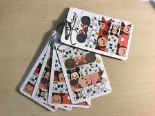 Mickey Minnie Mouse Tsum Tsum Page Flag Stickers For Planner