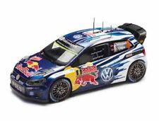 SPARK 1:43 VW Polo WRC - Monte Carlo 2015 - Mikkelsen/Floene