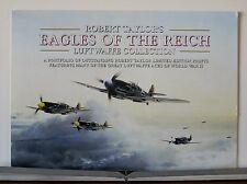 Eagles of the Reich Luftwaffe Robert Taylor Aviation Art Brochure