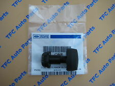 Ford Focus Escape C-Max RH or LH Black Rubber Hood Stopper Rubber New OEM  1