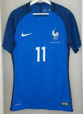 Match worn shirt France national team Russia Euro 2016 jersey Manchester United