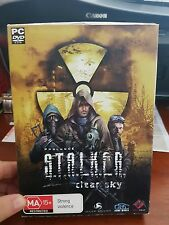 Stalker - Clear Sky - PC GAME - FAST POST