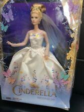 Disney Cinderella Wedding Day Cinderella Doll New Boxed