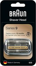Braun Replacement Foil Head Shaving Head for Series 9 Shaver - Silver (Open Box)