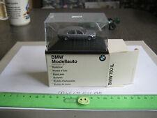 HERPA,1:87,BMW  750 iL, mtl'silberblau, OVP,  vítám i CZ a SK dražitele