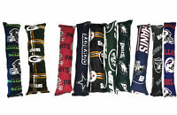 2 Pack Dog Tossers NFL Teams Handmade In USA Squeakers Dog Toy Stick Pet Toys