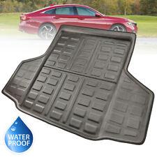 For Honda Accord 10th Gen 2018 Rear Trunk Boot Cargo Liner Mat Tray Floor Carpet
