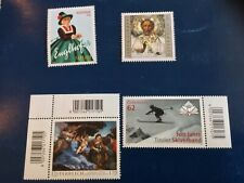 Austria 2013 Group Of 4 Issues Mnh Scott#2468-71 Nice Stamps Fv 4.5€
