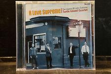 Turtle Island Quartet-A Love Supreme/The Legacy of John Coltrane