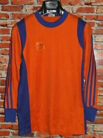 Soccer Jersey Shirt Maillot Vintage adidas Made IN West Germany (266) Size 3/4