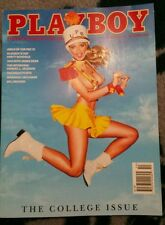Playboy magazine October 2013