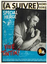 (A SUIVRE) HORS SERIE  SPECIAL HERGE  - CASTERMAN