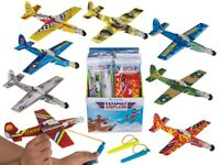 Rubber Band Starter Catapult Plane Airplane Aircraft Kids Stocking Filler Gift