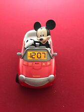MICKEY MOUSE MICKEYMOUSE CLUB HOUSE Singing alarm clock