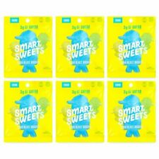 Smart Sweets Sour Blast Buddies Pack of 6 Candy 3 gram of Sugar