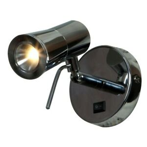 Access Lighting Cyprus 2 1 Light Wall Sconce, Chrome - 70018LED-CH