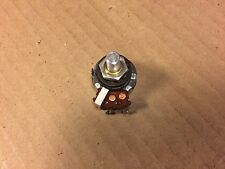"1962 Clarostat 500k ohm 1/4"" Shaft Potentiometer Guitar Pot Guaranteed 18043"